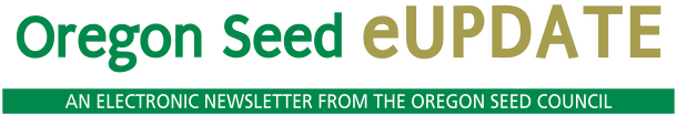 Oregon Seed eUPDATE